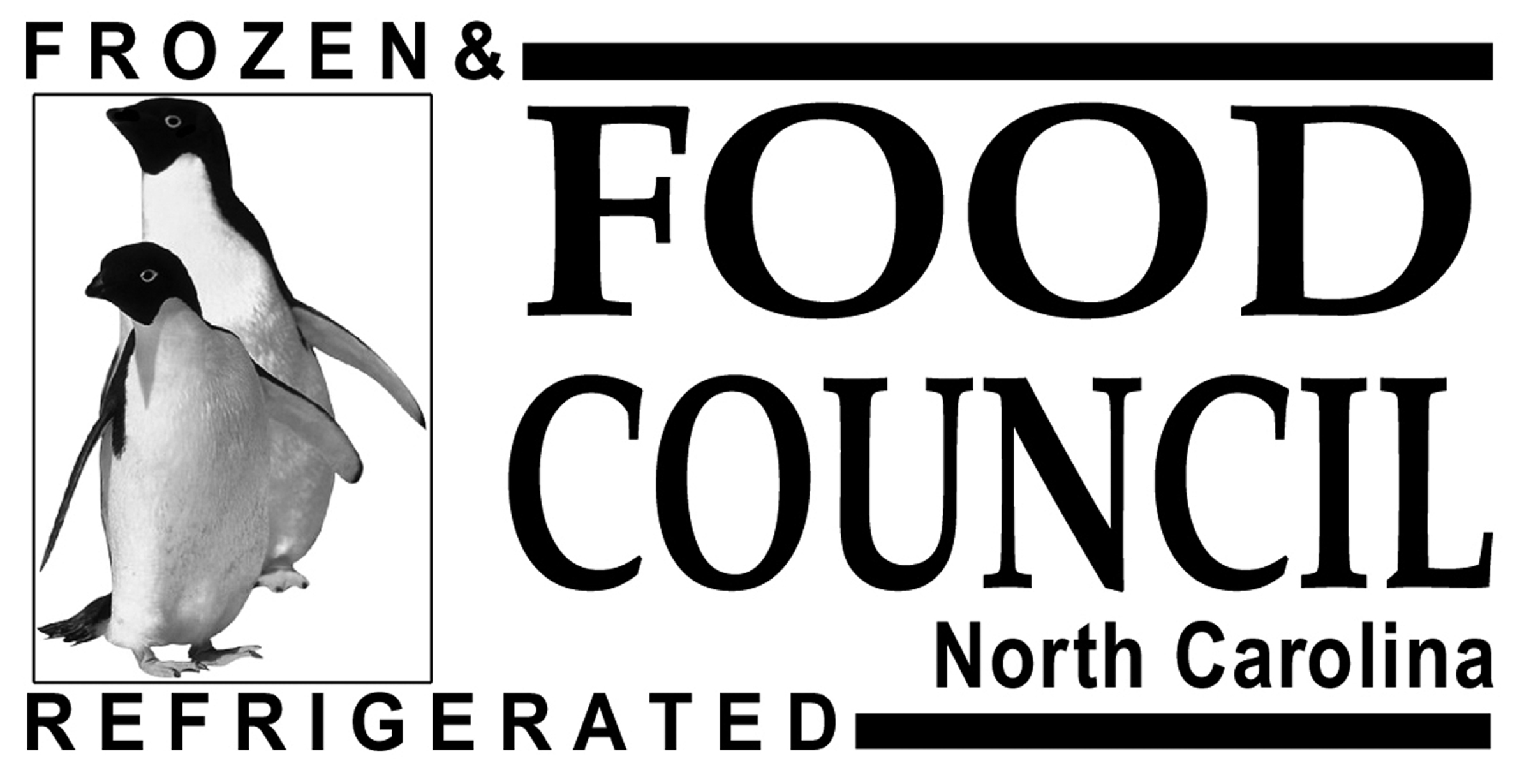 Frozen and Refrigerated Food Council of North Carolina logo