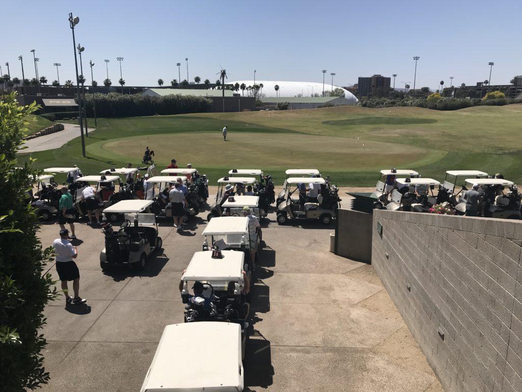 Executive Conference Golf Photo