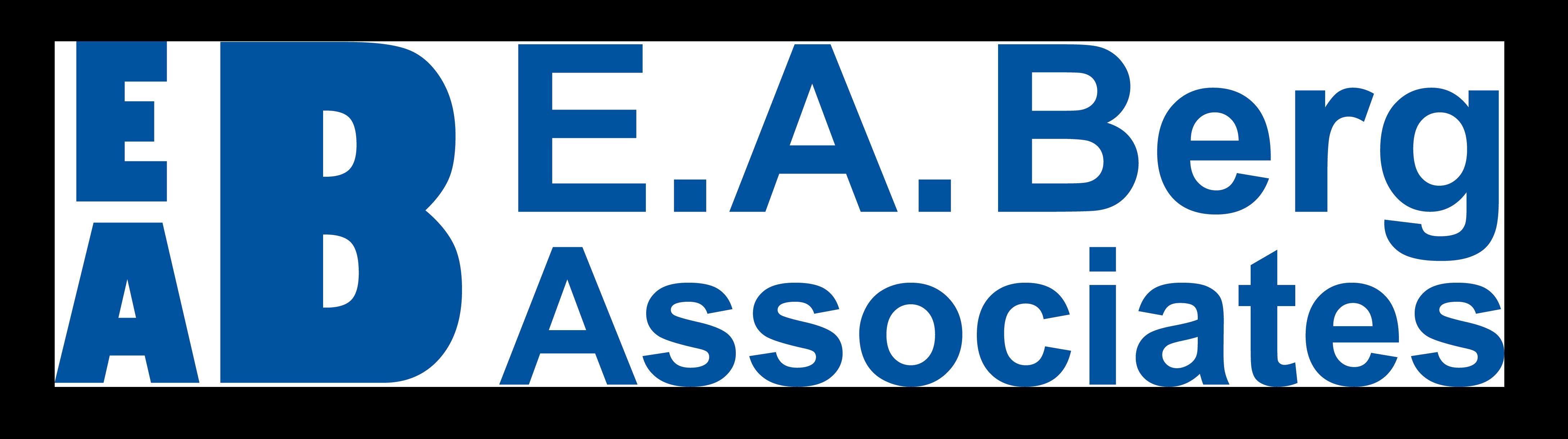 E.A. Berg Associates logo
