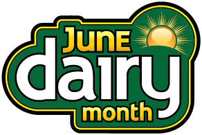 June Dairy Month logo