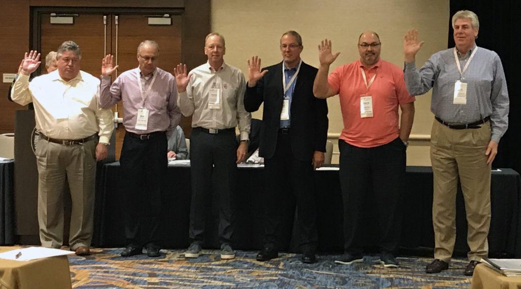 2018-2019 NFRA Officers