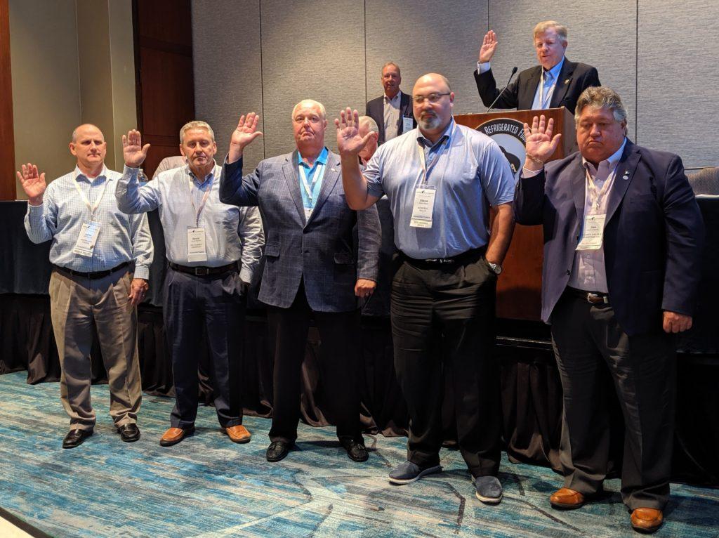 2019-2020 NFRA Officers