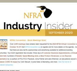 Industry Insider Header Screenshot