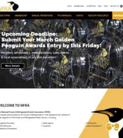 NFRAweb.org Homepage GP